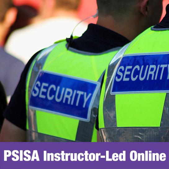 Online Ontario security guard course